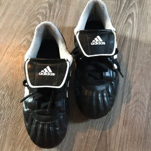 Size 13 Kids Adidas soccer cleats